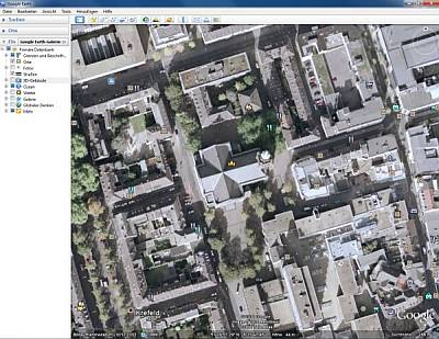 Google Earth Bonn